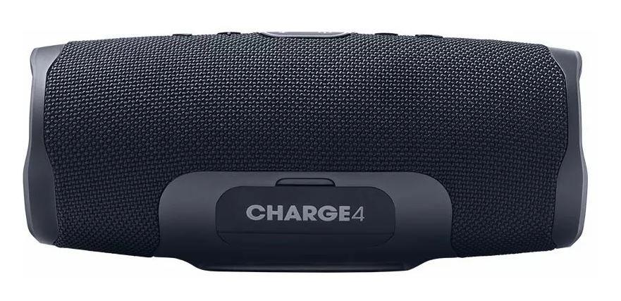 Caixa de som JBL Charge 4 portátil sem fio Black