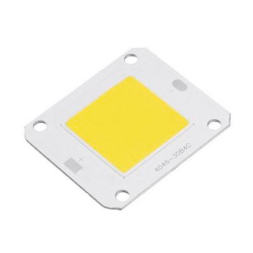 Chip de Led 100W Branco Frio 6500K para Refletor Super Led