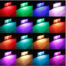 Controle RGB