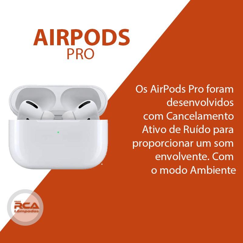 Fone Airpods Pro Branco - Apple