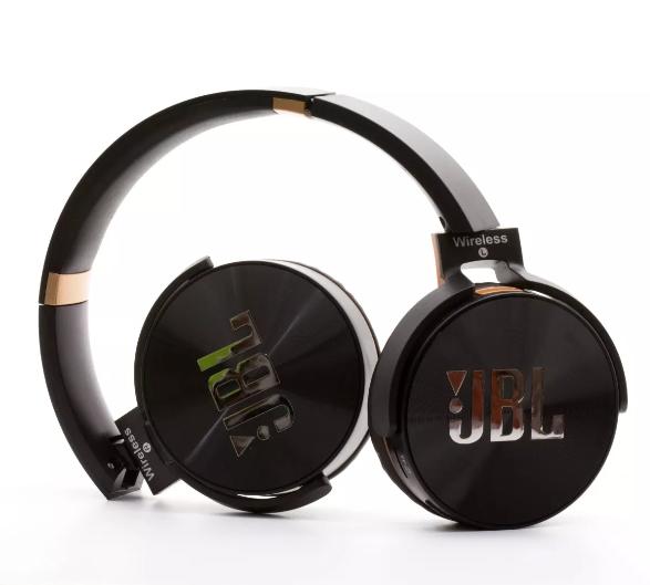 Fone De Ouvido Bluetooth Jbl Jb950 Everest Super Bass Fone