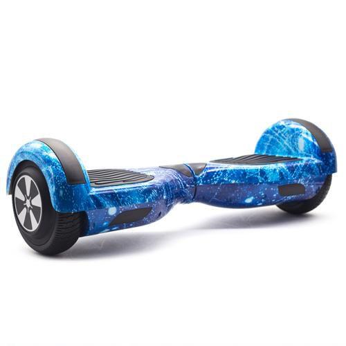 Hoverboard skate elétrico Roda 6.5 Bluetooth Led