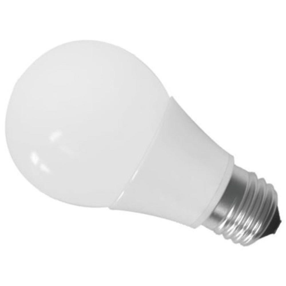 KIT 100 Lâmpadas Led 7w Bulbo Bivolt E27 90% Mais Econômico