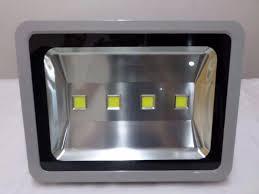 Kit 10 Refletores 200w Super Led Holofote Bivolt Branco Quente / Branco Morno / Amarelo 4 Chips Egg Yolk (Tecnologia Samsung)