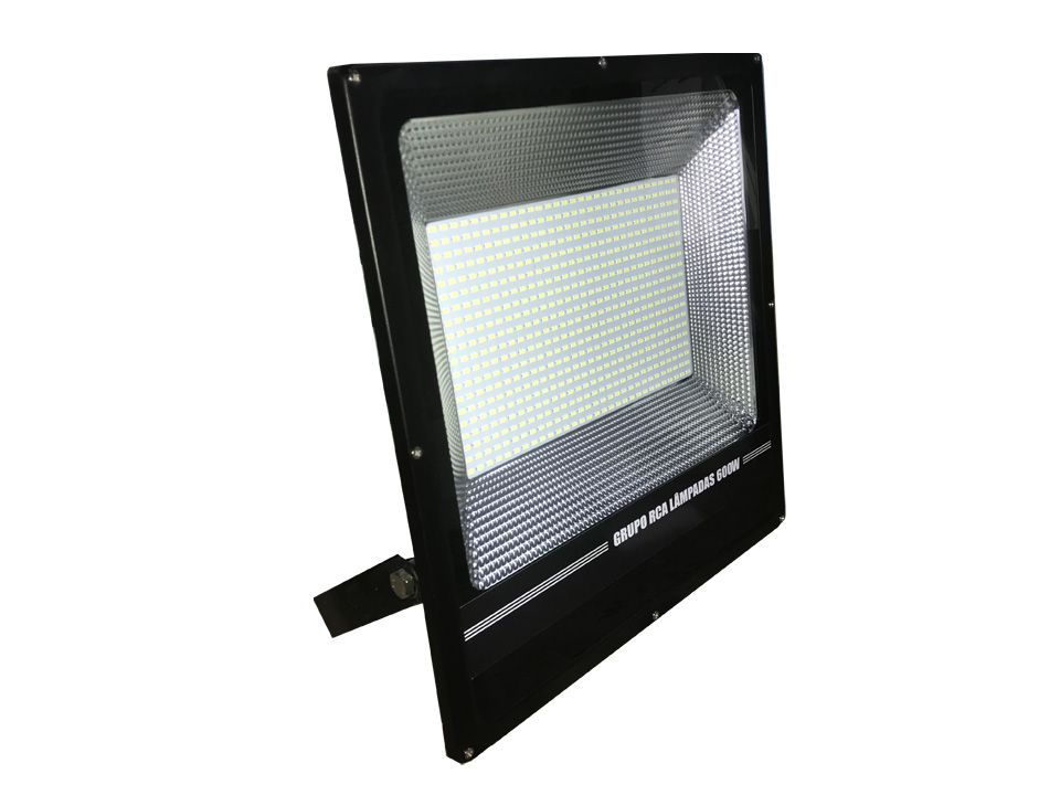 Kit 10 Refletores de Led 600w 6500k Led Cob SMD (Tecnologia Samsung)