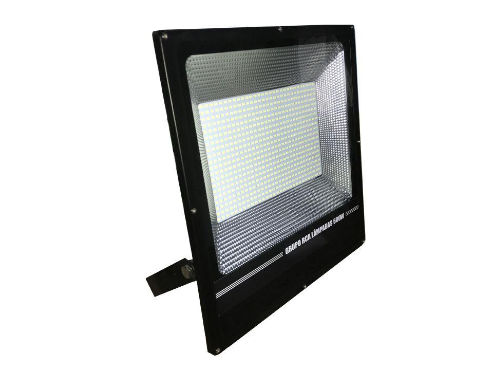 Kit 20 Refletores de Led 600w 6500k Led Cob SMD (Tecnologia Samsung)