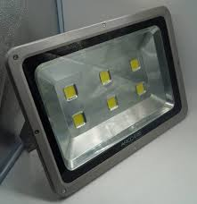 Kit 6 Refletores de Led 300w 6 Chips egg yolk Branco Quente / Branco Morno / Amarelo (Tecnologia Samsung)