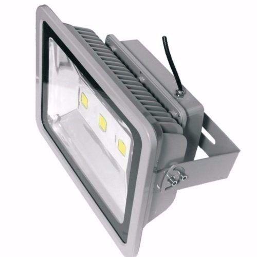 KIT 3 REFLETORES 150W SUPER LED HOLOFOTE BIVOLT BRANCO FRIO 3 CHIPS EGG YOLK (TECNOLOGIA SAMSUNG)