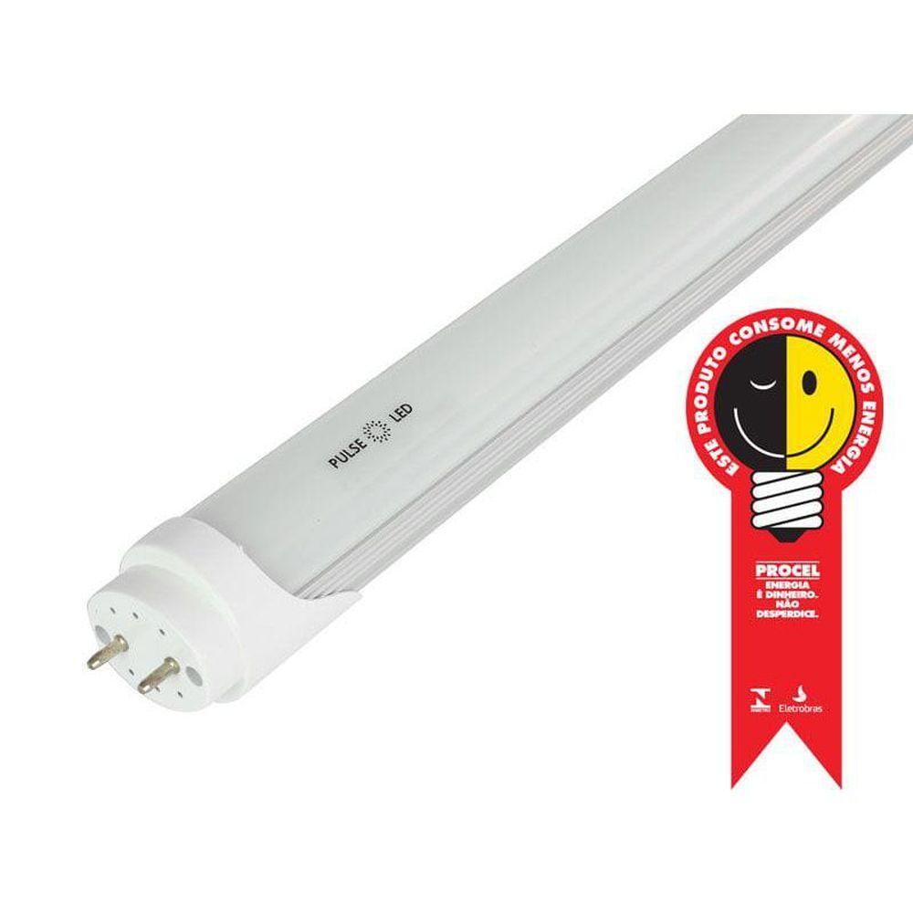Lâmpada de Led T8 18w 120cm Branco Frio 6500k