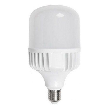 Lâmpada led e27 40w bulbo branco frio 6500k alta potencia econômica