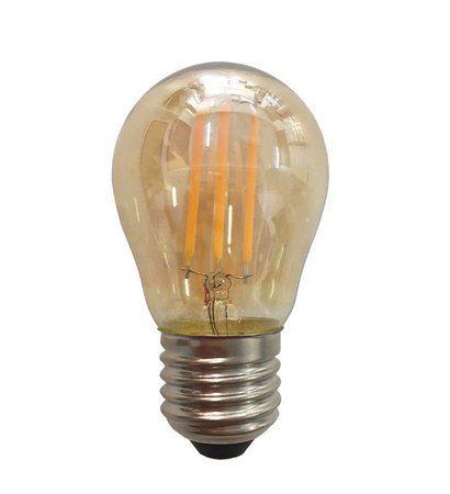 Lâmpada Led filamento vintage bulbo G45/E27