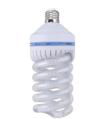 Lâmpada Led Milho Espiral Soquete E27 Bivolt 32w Branco Frio 6000k