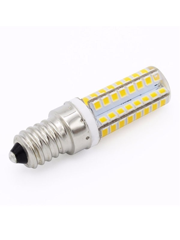 Lâmpada Vela Led Halopin E14 5W 6500K Branco Frio / Branco Quente Para Pendentes E Lustres