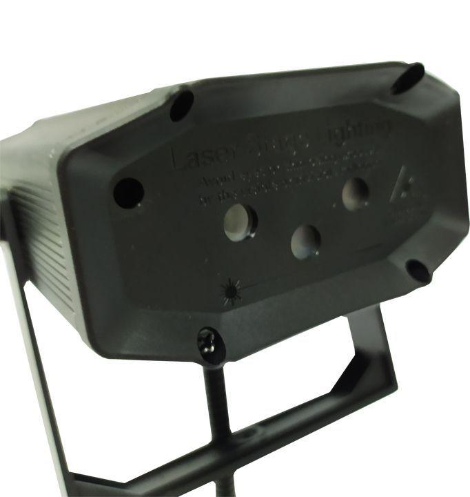 Laser Projetor Holográfico natalino 35w Stage Lighting Slim (Tecnologia Epson)