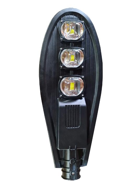 Luminária de Led Pública para Poste 150w Branco Frio 6500K Com Base para Fotocélula