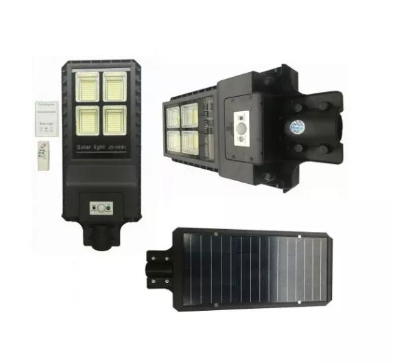 Luminaria De Poste Solar 60w Com Sensor Number One