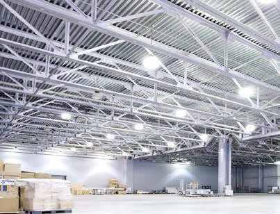 Luminaria Led Industrial High bay SMD 200w Branco Frio 6500K