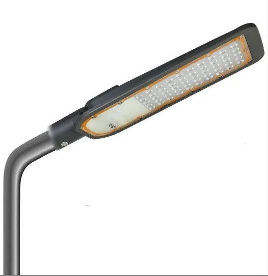 Luminária Led SMD 200W Iluminação Pública Poste IP67 Cinza (GOLD)