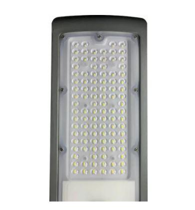 Luminária Pública de Led SMD 150W para Poste de Rua Branco Frio 6500k IP67 com Fotocélula