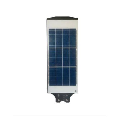 Luminária Pública de Poste Solar 320W Sensor com Controle Remoto