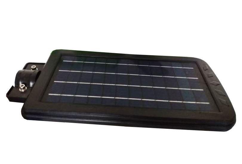 Luminária Pública (GOLD) Poste Solar Led 60w Com Sensor Number Two