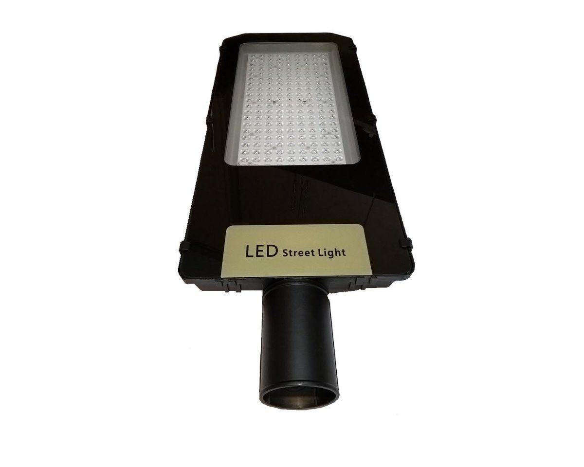 Luminária Pública Led 100w SMD de alta potência Branco Frio Com Fotocélula (Tecnologia Exclusiva)