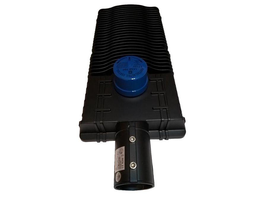 Luminária Pública Led 200w SMD de alta potência Branco Frio Com Fotocélula