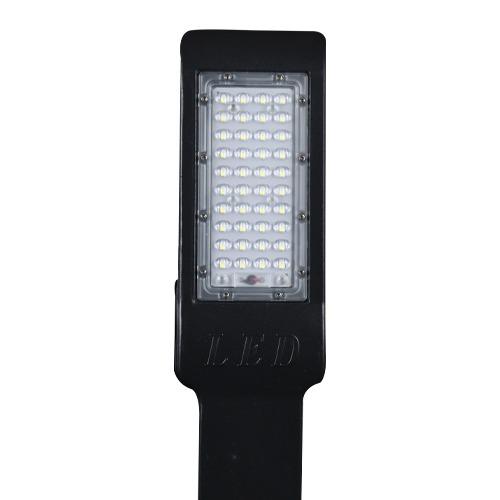 Luminária Pública SMD de Led 100W Branco Frio Branco Frio IP67 6500k com Fotocélula
