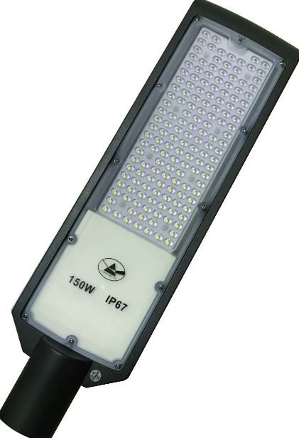 Luminária Pública Smd Led 150w Branco Frio branco frio 6500k IP67 (Tecnologia Alemã)