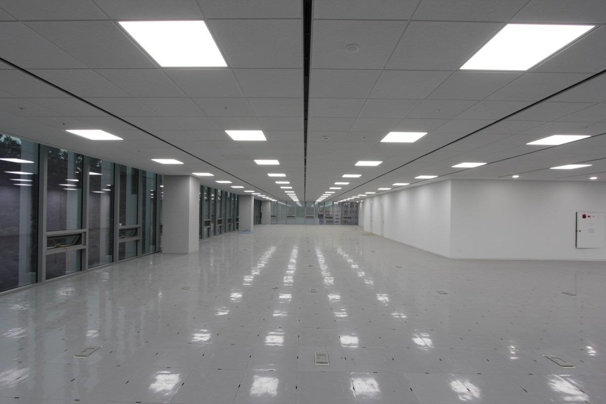 Plafon Led de Embutir 25w Quadrado 30x30 Branco Frio Tecnologia Siemens