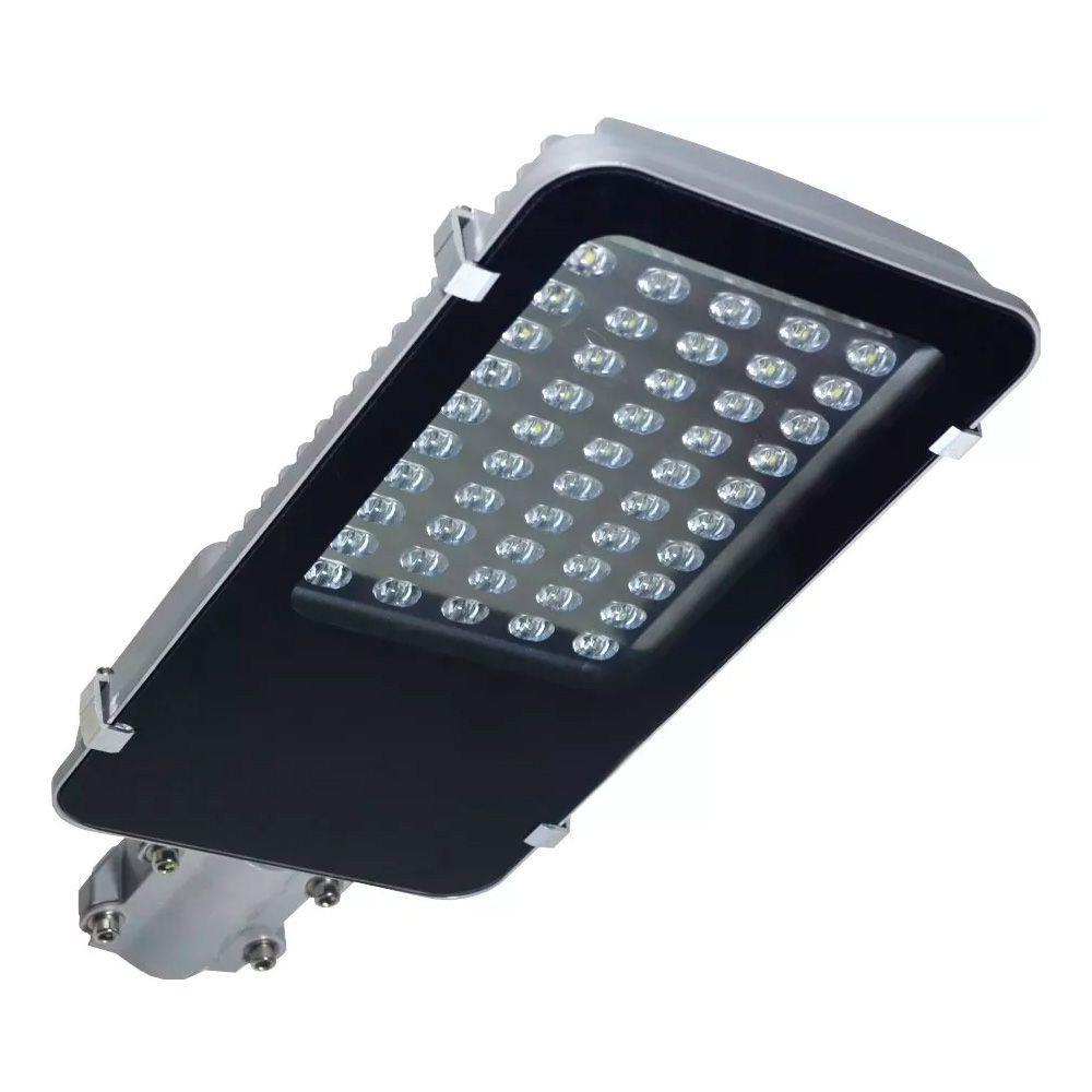 Luminária Super Led Pétala 200w Iluminação Pública Poste Smd