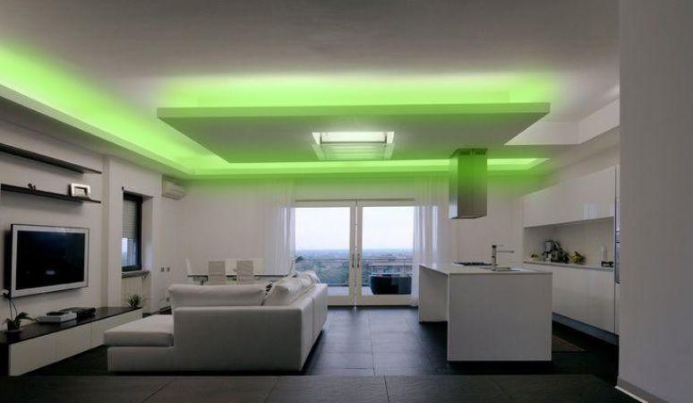 Mangueira Chata 60w / Bi-Volt Ultra Intensidade A prova d'água LED Verde Rolo 100m