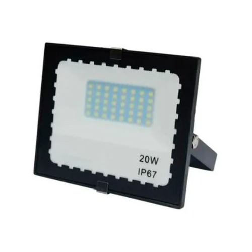 Mini Refletor Holofote Advanced LED SMD 20W Branco Frio IP67