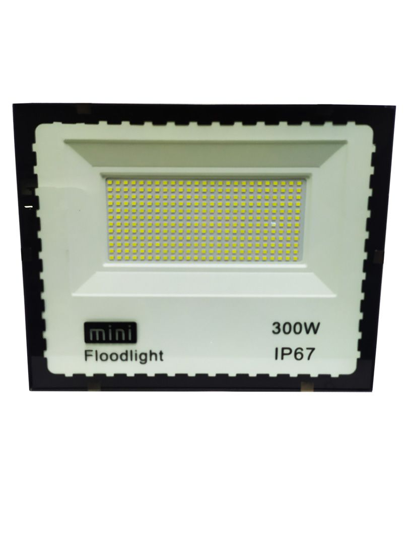 Mini Refletor Holofote Advanced  LED SMD 300w Branco Frio IP67
