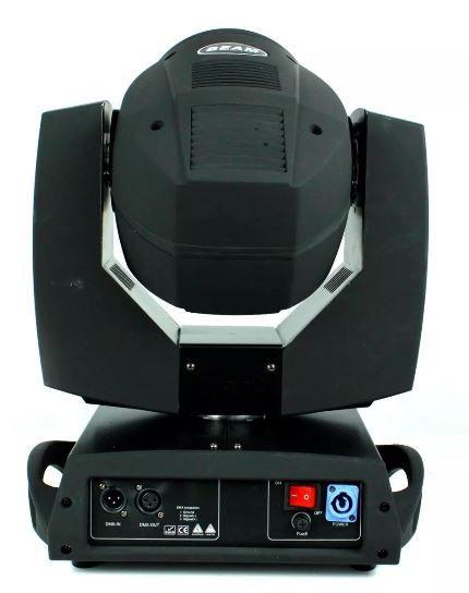 Moving Beam 230w Lâmpada Philips 7r Iluminação Profissional Dj Dmx Prolight