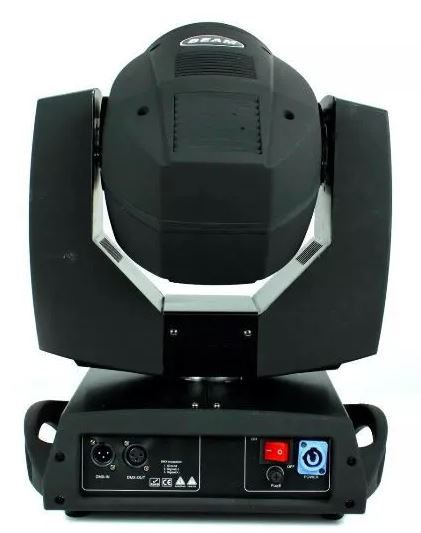 Moving Beam 260w Lâmpada Philips 9r Iluminação Profissional Dj Dmx Prolight