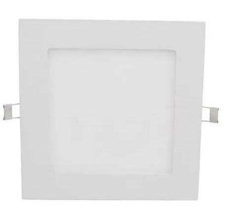 Plafon Led de Embutir 25w / 24w Quadrado 30x30 Branco Frio Tecnologia Siemens