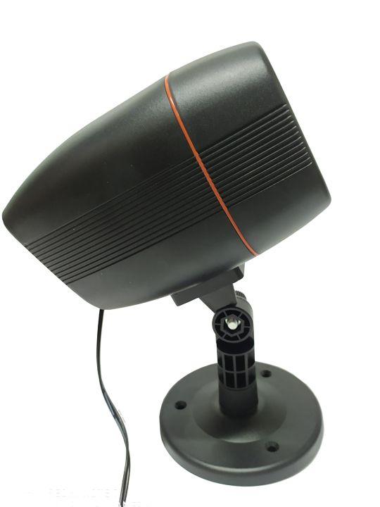Projetor holográfico de Led natalino IP65 a prova d'água Bluetooth 5w vermelho / verde (Tecnologia Epson)