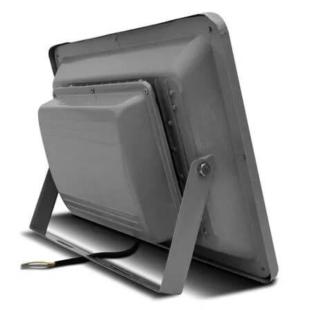 Refletor 200w Super Led Holofote Bivolt  Branco Frio 4 Chips (Tecnologia Samsung)