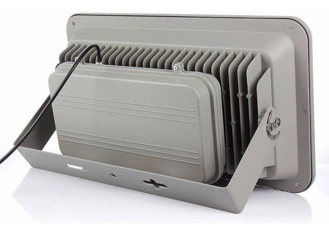 Refletor 400w Super Led Bivolt Branco Frio 8 Chips Egg Yolk IP66+