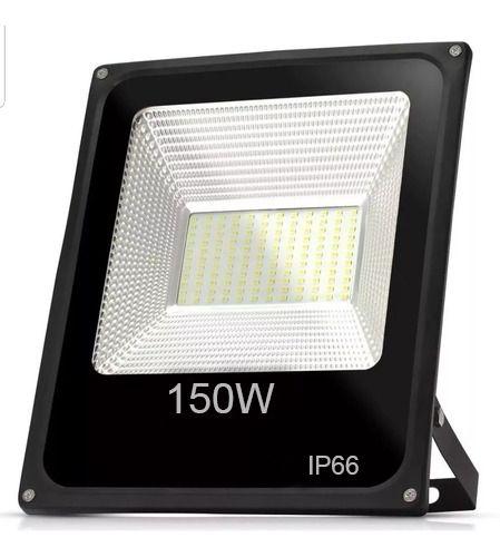 Refletor de Led 150w Led Cob smd IP66 Branco frio 6500k