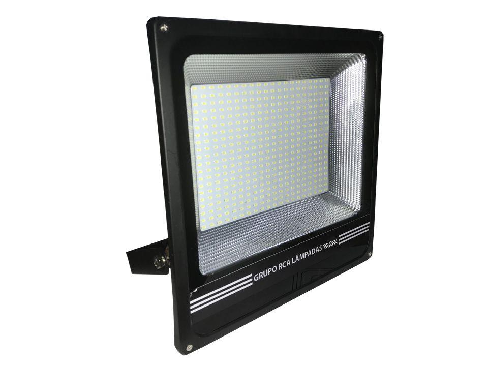 Refletor de Led 350w 6500k Branco Frio Led Cob SMD (Tecnologia Samsung)