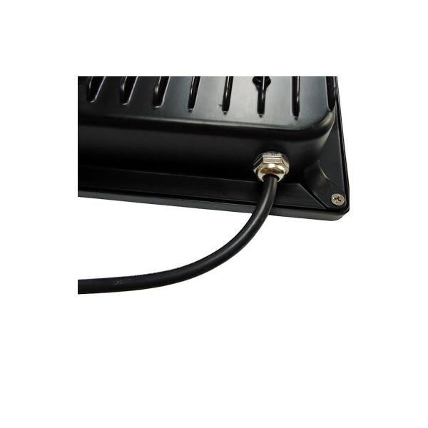 Refletor de LED Cob 50w IP66 Branco Frio 6500K Alta Perfomance