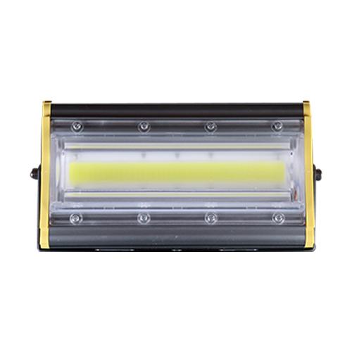 Refletor de Led Linear para Campo   Quadra 100W IP68 Flood Light - Direcionável Modelo 2021