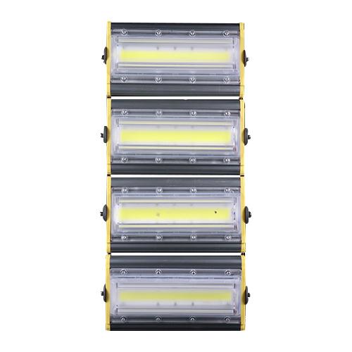 Refletor de Led Linear para Campo   Quadra 400W IP68 Flood Light - Direcionável Modelo 2021