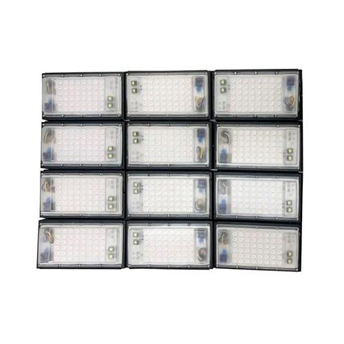 Refletor de Led para Campo   Quadra 1200W IP68 Flood Light 12 Módulos N1 Modelo 2021
