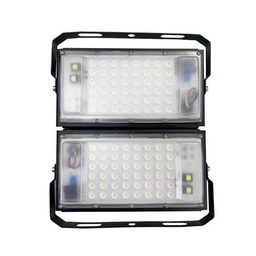 Refletor de Led para Campo | Quadra 200W IP68 Flood Light 2 Módulos Number One Modelo 2021
