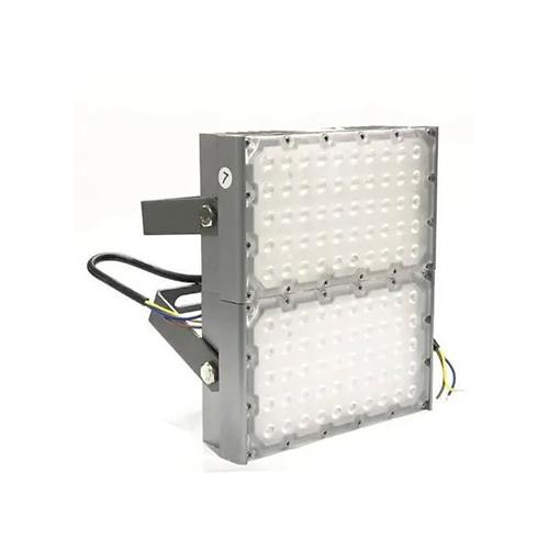 Refletor de Led para Campo | Quadra 200W IP68 Flood Light Dois Módulos Number Two Modelo 2021
