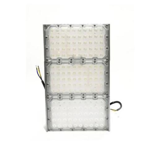 Refletor de Led para Campo | Quadra 300W IP68 Flood Light Três Módulos Number Two Modelo 2021 - GOLD
