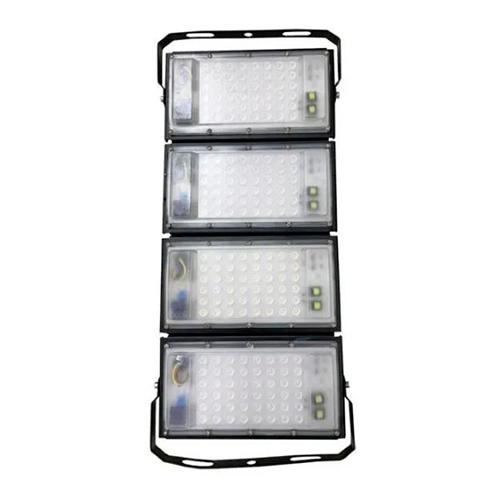Refletor de Led para Campo   Quadra 400W IP68 Flood Light 4 Módulos Number One Modelo 2021